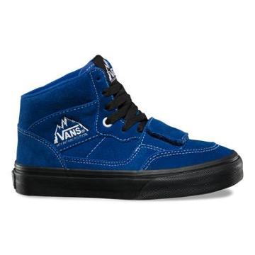 Vans Kids Suede Mountain Edition (true Blue/black)