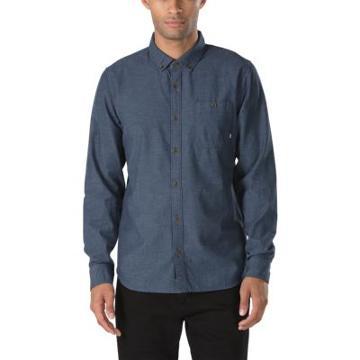 Vans Longden Shirt (dress Blues)