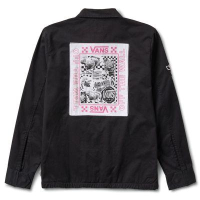 Vans Lady Vans Jacket (black)