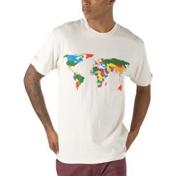 Vans Save Our Planet X Vans T-shirt (natural)