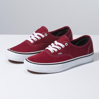 Vans Authentic Pro (rumba Red/port Royale)
