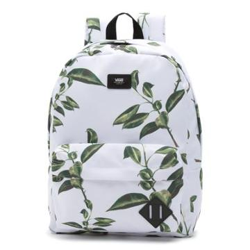 Vans Old Skool Backpack (rubber Co. Floral)