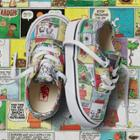 Vans Toddler Vans X Peanuts Authentic (comics/black/true White)