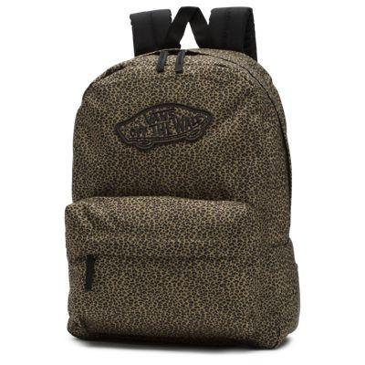 Vans Realm Backpack (mini Leopard)