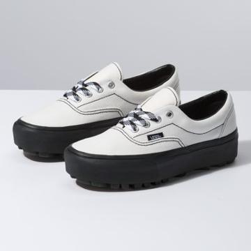 Vans 90s Retro Era Lug Platform (cloud Dancer/black)