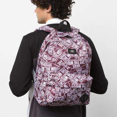 Vans Old Skool Printed Backpack (otw Port Royale)