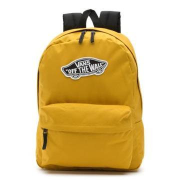 Vans Realm Solid Backpack (arrowwood)