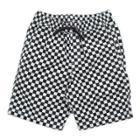 Vans Boys Range 17 Short (checkerboard)