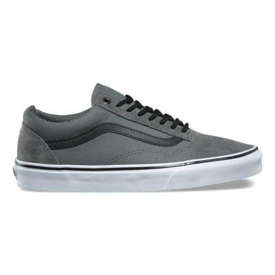 Vans Reflective Old Skool (pewter)