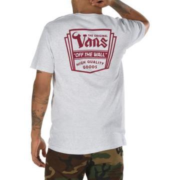 Vans High Quality T-shirt (ash Heather)