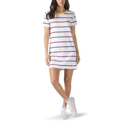 Vans Chromatic Stripe Dress (white)