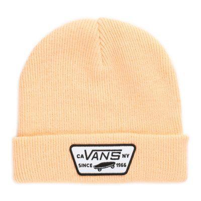 9366b30336 VansVans Milford Beanie (apricot Ice)