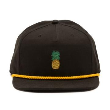 Vans Pineapple Unstructured Hat (black)