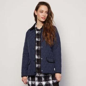 Vans Hollygraph Jacket (indigo) Womens Jackets