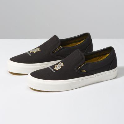 Vans X Harry Potter™ Slip-on (hufflepuff/black)