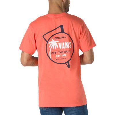 Vans Retro Surf T-shirt (emberglow)