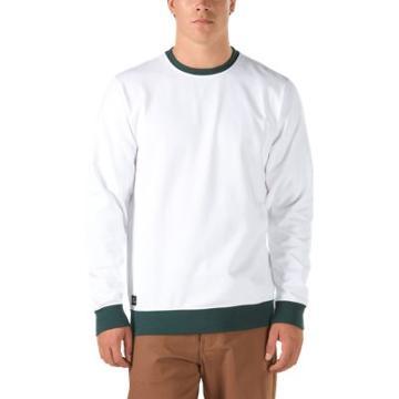 Vans Gilbert Crockett Contrast Crew Sweatshirt (white)