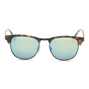 Vans Dunville Sunglasses (cheetah Tortoise/turquoise)
