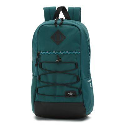 Vans X Harry Potter™ Snag Backpack (syltherin/vans Trekking Green)