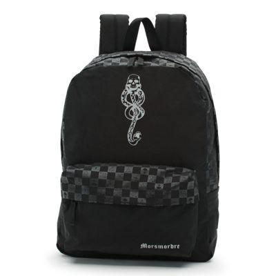 Vans X Harry Potter™ Backpack (dark Arts/black)