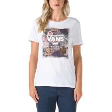 Vans Velvet Box T-shirt (white)