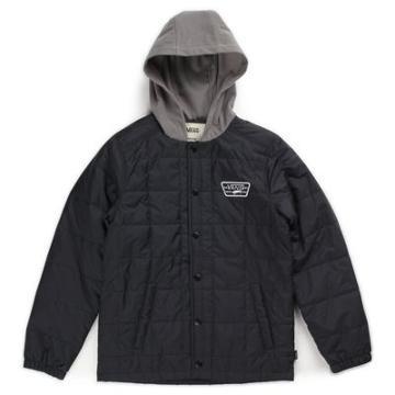 Vans Boys Santiago Jacket (black) Jackets