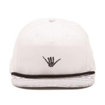 Vans Shaka Unstructured Hat (white)