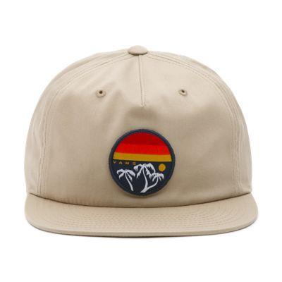 Vans Fredrick Unstructured Hat (khaki)