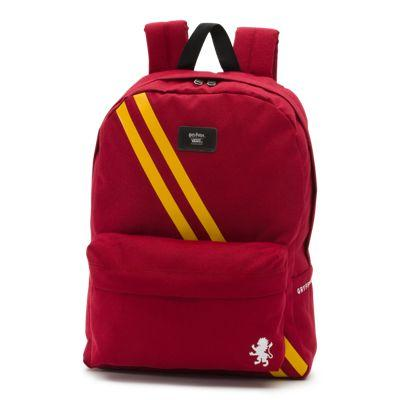 Vans X Harry Potter™ Old Skool Backpack (gryffindor/biking Red)
