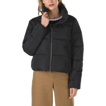 Vans Foundry Puffer Jacket (black)