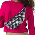 Vans Street Ready Waist Pack (black/white Checkerboard)