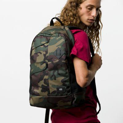 Vans Range Backpack (classic Camo)