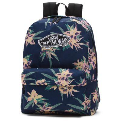 Vans Realm Backpack (fall Tropics)