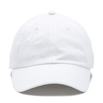 Vans X Nyc Baseball Hat (white)
