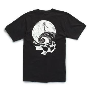 Vans Disney X Vans T-shirt (the Nightmare Before Christmas/sketchy Jack)