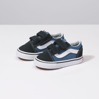 Vans Toddler Old Skool V (navy)