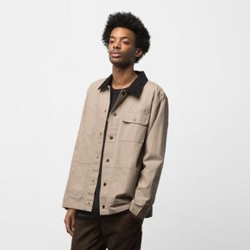 Vans Drill Chore Coat (military Khaki)