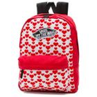 Vans Realm Backpack (hearts)