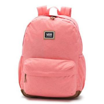 Vans Realm Plus Backpack (strawberry Pink)