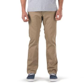 Vans Gr Chino Pant (military Khaki) Mens Pants