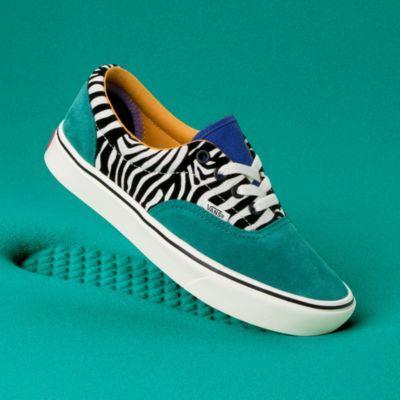 Vans Comfycush Zebra Era (tidepool/surf The Web)