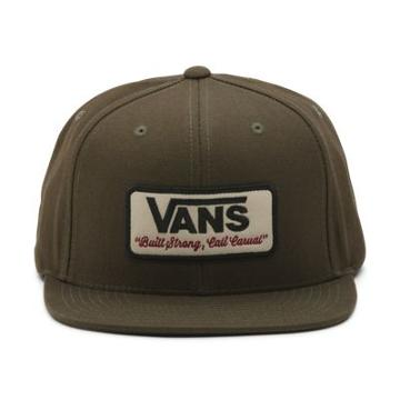 Vans Rowley Snapback Hat (grape Leaf)