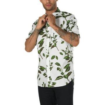 Vans Rubber Co. Short Sleeve Buttondown Shirt (rubber Co. Floral)