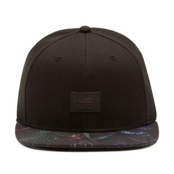 Vans Allover It Snapback Hat (neo Jungle)