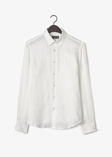 Vince Melrose Linen Button Up