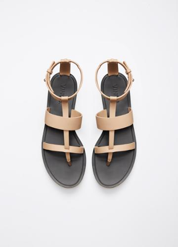 Vince Crete Leather Sandal