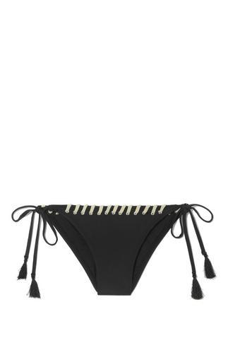 Vince Camuto Stitch-edge Bikini Bottom