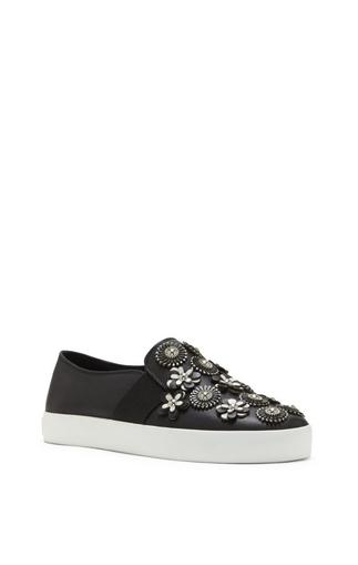 Vince Camuto Vc John Camuto Brea - Flower-embellished Sneaker