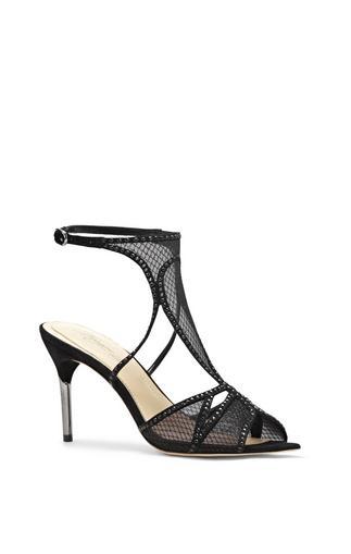 Imagine Vince Camuto Pember - Embellished Mesh Cutout Sandal