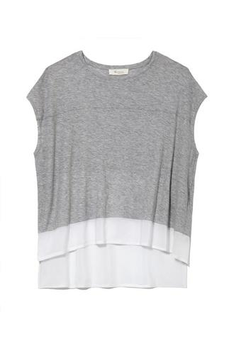 Two By Vince Camuto Dolman-sleeve Tee